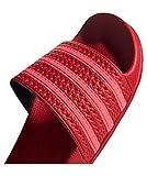 adidas Originals Damen Pantoletten Adilette rot (74) 35 - 4